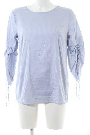 Betty Barclay Langarm-Bluse blau-weiß Streifenmuster Casual-Look