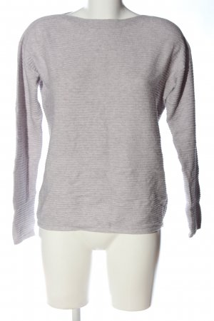 Betty Barclay Long Sleeve Blouse light grey flecked casual look