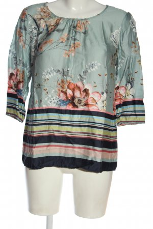 Betty Barclay Langarm-Bluse Blumenmuster Business-Look