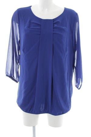 Betty Barclay Langarm-Bluse blau Elegant