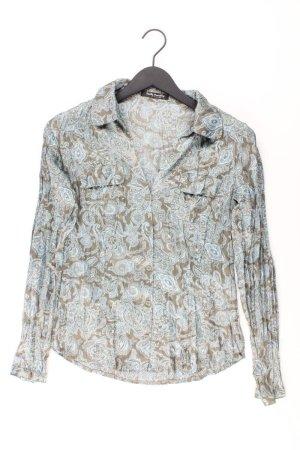 Betty Barclay Langarmbluse Größe 36 braun aus Polyester