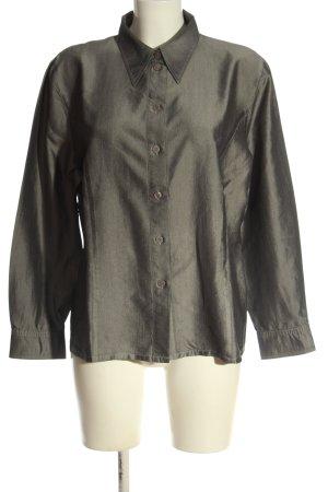 Betty Barclay Langarmhemd bronzefarben Allover-Druck Casual-Look