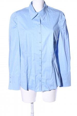 Betty Barclay Langarmhemd blau Casual-Look