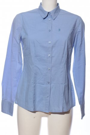 Betty Barclay Langarmhemd blau Business-Look