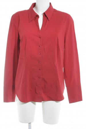Betty Barclay Langarmhemd ziegelrot Casual-Look