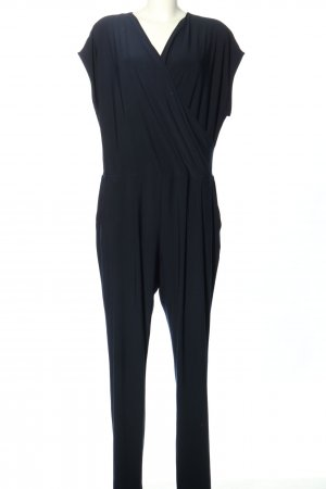 Betty Barclay Langer Jumpsuit blau Casual-Look