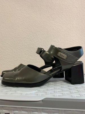 Betty Barclay Leder Schuhe, Größe 38