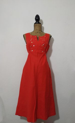 Betty Barclay Leinen Kleid Gr.38