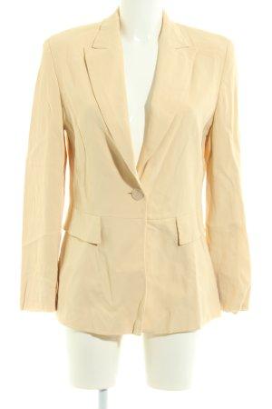 Betty Barclay Long-Blazer blassgelb Business-Look