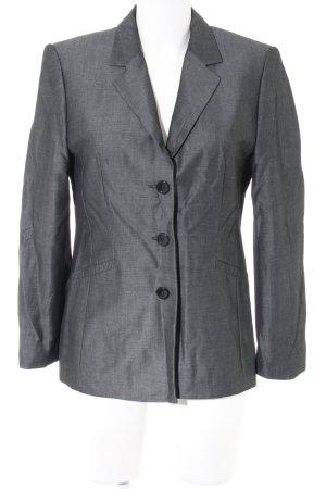 Betty Barclay Long-Blazer silberfarben Business-Look