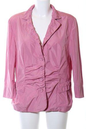 Betty Barclay Long-Blazer pink extravaganter Stil