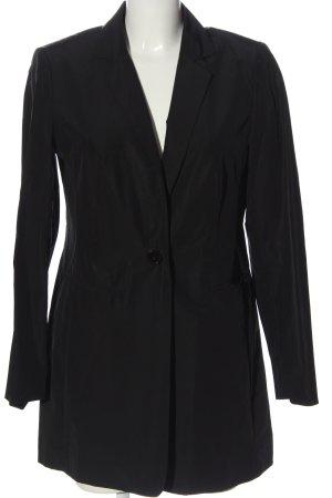 Betty Barclay Long-Blazer schwarz Casual-Look