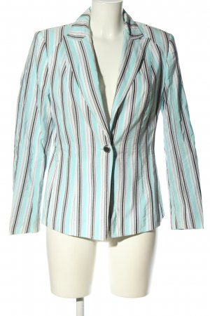 Betty Barclay Blazer long motif rayé style décontracté