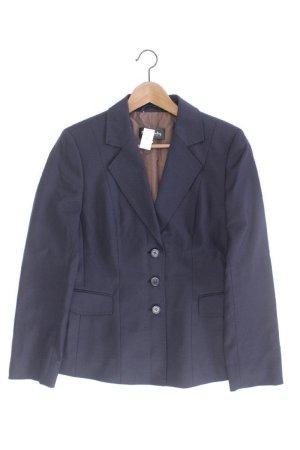 Betty Barclay Lange blazer blauw-neon blauw-donkerblauw-azuur