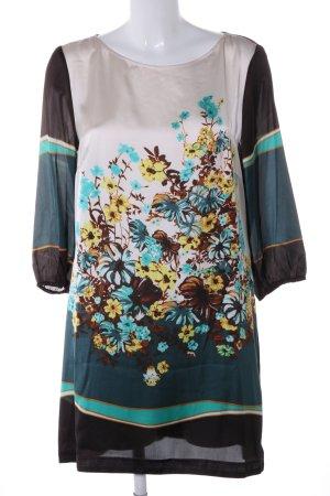 Betty Barclay Haut long motif de fleur élégant
