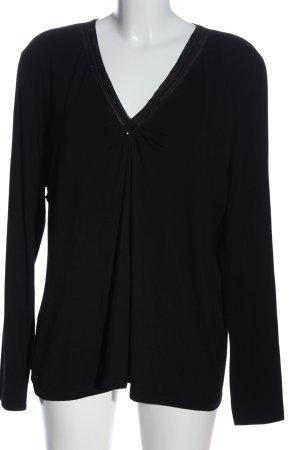 Betty Barclay Koszulka z długim rękawem czarny W stylu casual