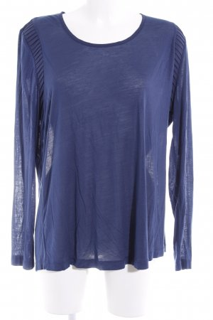 Betty Barclay Longsleeve dunkelblau Casual-Look
