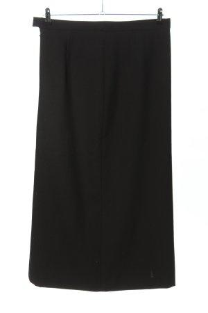 Betty Barclay Spódnica midi czarny W stylu biznesowym