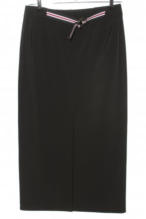 Betty Barclay Maxi rok gestreept patroon casual uitstraling