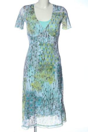 Betty Barclay Midikleid abstraktes Muster Casual-Look