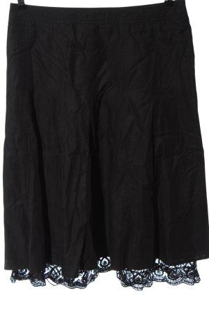 Betty Barclay Spódnica midi czarny W stylu casual