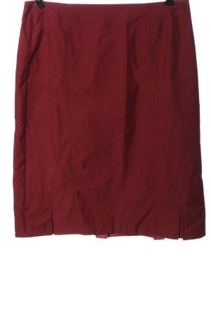 Betty Barclay Spódnica midi czerwony Elegancki