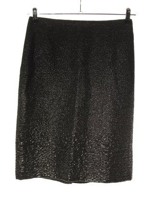 Betty Barclay Spódnica midi czarny Melanżowy Elegancki