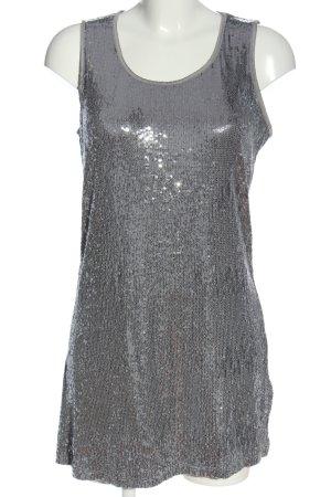 Betty Barclay Minikleid silberfarben Elegant