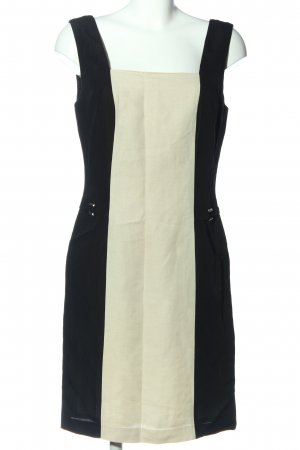Betty Barclay Minikleid schwarz-wollweiß Casual-Look