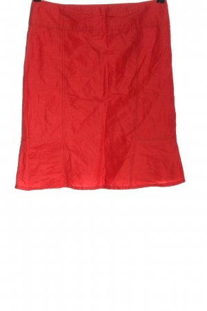 Betty Barclay Miniskirt red casual look