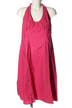 Betty Barclay Sukienka z dekoltem typu halter różowy W stylu casual