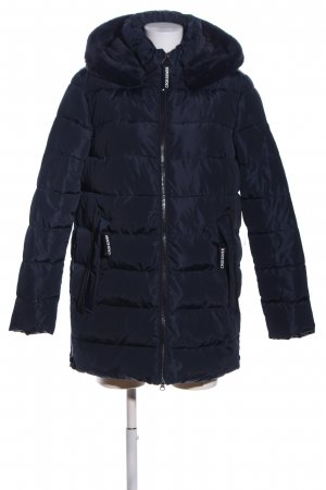 Betty Barclay Outdoorjacke blau Steppmuster Casual-Look