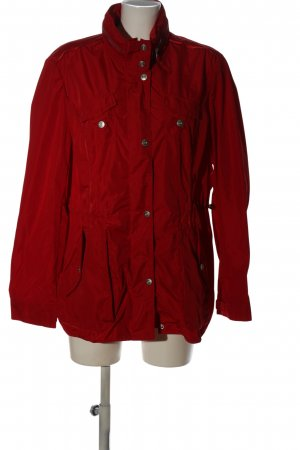 Betty Barclay Outdoor Jacket red casual look