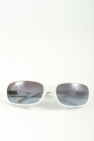 Betty Barclay Oval Sunglasses white casual look