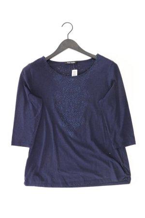 Betty Barclay Oversize-Shirt Größe 38 3/4 Ärmel blau
