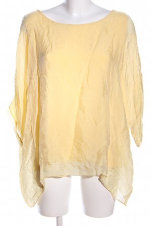 Betty Barclay Oversized Bluse blassgelb Casual-Look