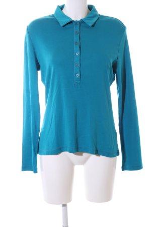 Betty Barclay Polo bleu style décontracté