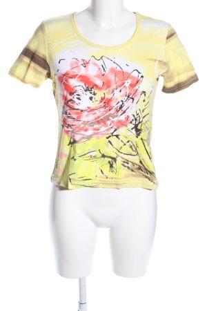 Betty Barclay Print-Shirt abstraktes Muster Casual-Look