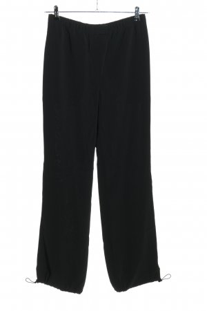 Betty Barclay Pantalon large noir style décontracté