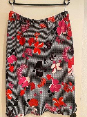Betty Barclay Midi Skirt multicolored mixture fibre