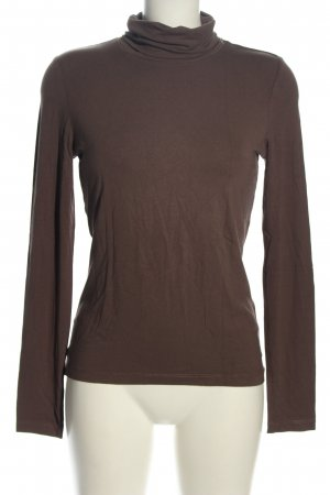 Betty Barclay Koszulka z golfem brązowy W stylu casual