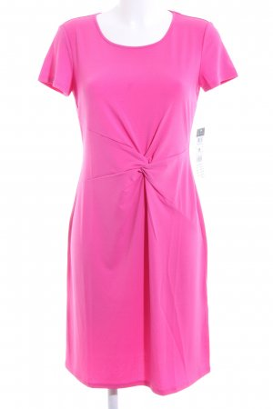 Betty Barclay Tube Dress pink casual look