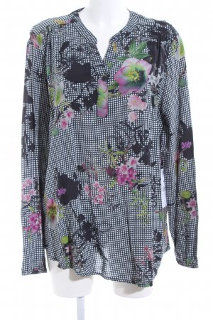 Betty Barclay Schlupf-Bluse Blumenmuster Casual-Look
