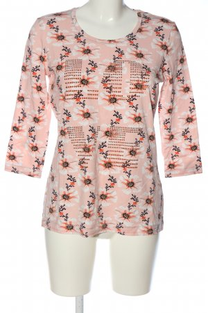 Betty Barclay Schlupf-Bluse Allover-Druck Casual-Look