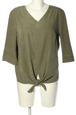 Betty Barclay Schlupf-Bluse khaki Casual-Look