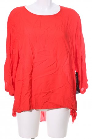 Betty Barclay Schlupf-Bluse rot Business-Look