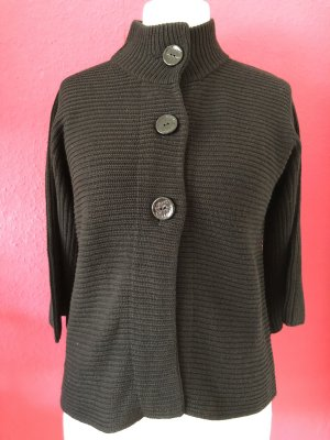 Betty Barclay Knitted Cardigan black cotton