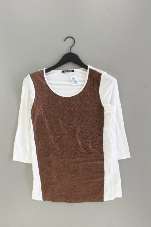 Betty Barclay Shirt Größe 38 3/4 Ärmel braun