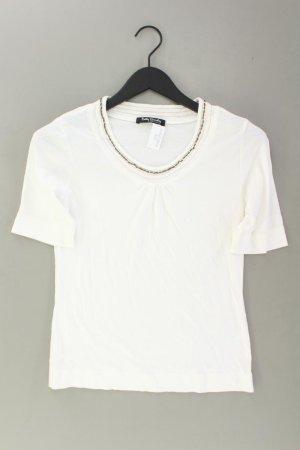 Betty Barclay T-shirt blanc cassé coton