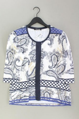 Betty Barclay Shirt Größe L mit Paisleymuster weiß
